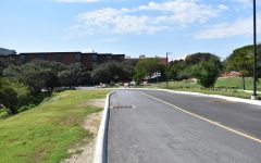 Trinity Parkway off Hildebrand opens to campus