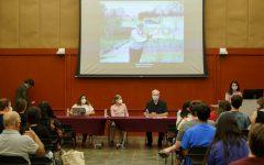 Palestine 101 panel highlights Palestinian experiences